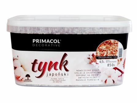 Tynk strukturalny Tynk Japoński PRIMACOL Decorative