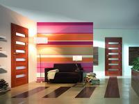 Kolory drzwi wewnętrznych z kolekcji drzwi Porta FIT