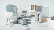 Modułowe meble biurowe Space KINNARPS
