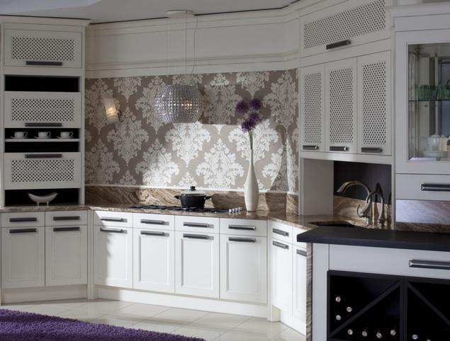 Zobacz galerię zdjęć Aranżacja kuchni otwartej Nowoczesne   -> Inspiracje Kuchni Nowoczesnych