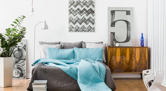 Jak urządzić sypialnię? Spokojna i komfortowa aranżacja sypialni