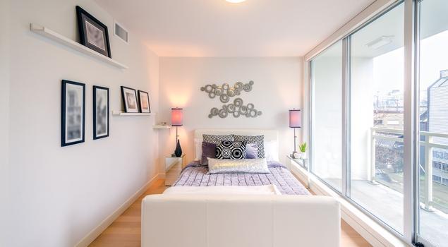 Jak urządzić sypialnię? Pastelowa aranżacja sypialni