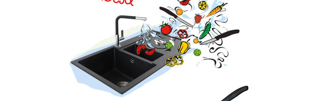 Zobacz promocję - Zlewozmywak i bateria kuchenna Franke plus noże kuchenne