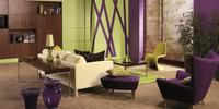 Nastrojowe kolory do salonu. Kolory ścian w aranżacjach wnętrz